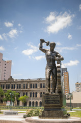 Monument in Monterrey City
