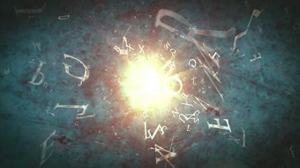 Esplosione di parole Quayr