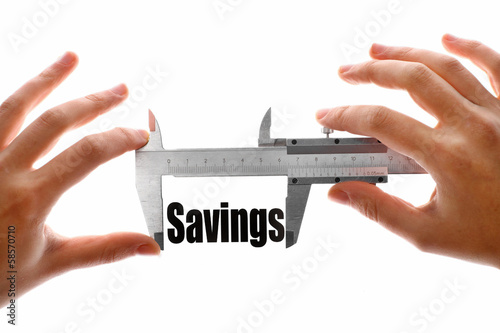 Size of our savings