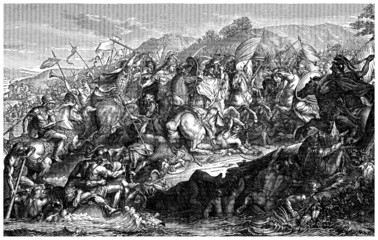 Ancient Greece : Alexander the Great - Battle