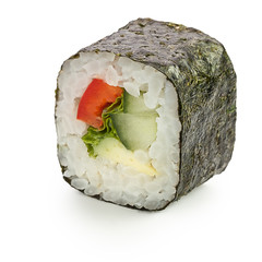 Japanese vegetable roll