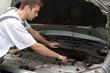 Mechanic fixing