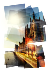 parliament collage