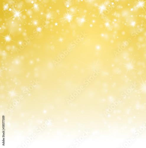 Hintergrund Glitzer Gold