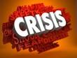 Crisis Concept. - 58579553
