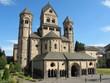 Leinwanddruck Bild - Klosterkirche Maria Laach(Eifel)