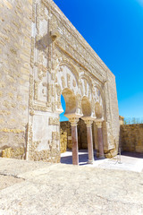 Entrance of Yafar's house