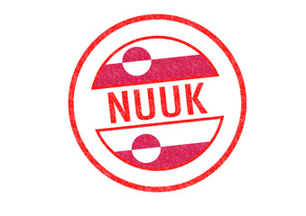 NUUK Rubber Stamp