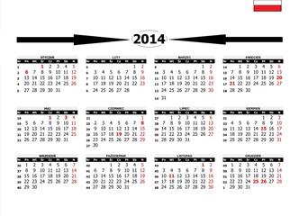 Kalendarz 2013