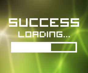 Success Loading Screen