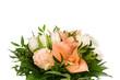 canvas print picture - Amaryllis rosen 2