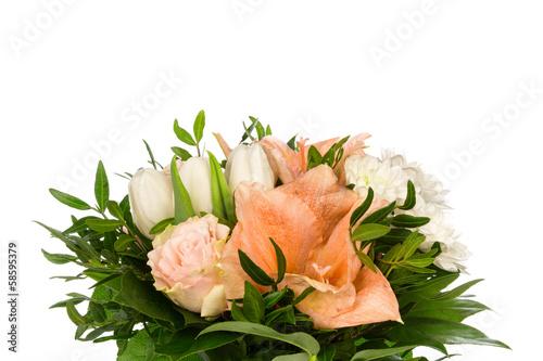 canvas print picture Amaryllis rosen 2