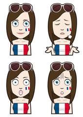 フランス代表サポーター1