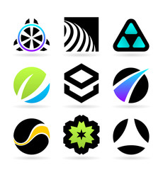 Collection Of Abstract Symbols (17)