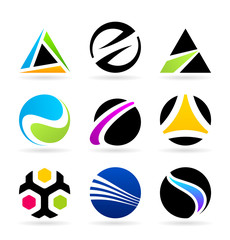 Collection Of Abstract Symbols (14)