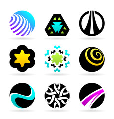 Collection Of Abstract Symbols (13)