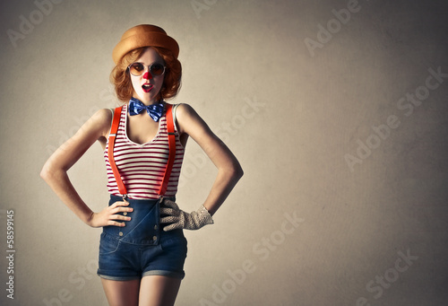 Fashion Clown
