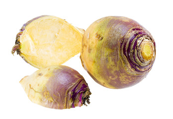 Rutabaga root.