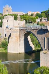 The Alcántara Bridge