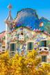 Casa Batllo, Barcelona, Spain. - 58604591