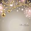 eleganter weihnachtlicher Hintergrund