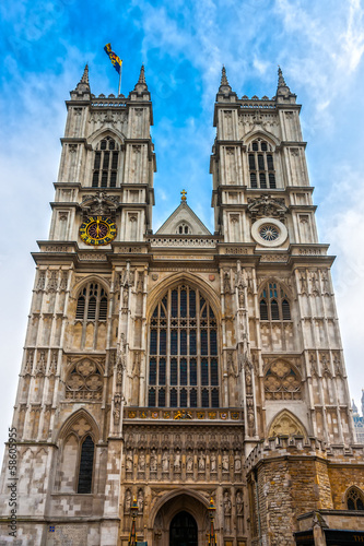 Westminster Abbey , London, UK.