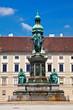 \monument to Emperor Franz Joseph I in Vienna