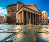 Fototapety The Pantheon, Rome, Italy.