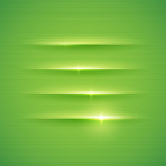 Glowing Stripes Background. Vector Illustration.