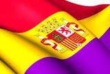 Second Spanish Republic Flag