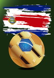Costa Rica in Soccer WM Brazil 2014