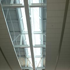 Bright ceiling