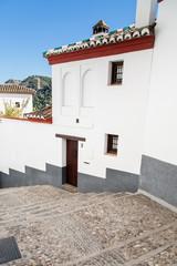 Calle del Albaicin