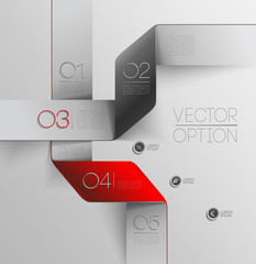 Design elements for options