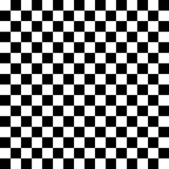 Chessboard black and white background