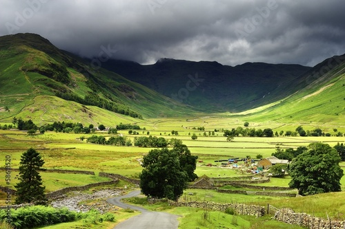 Mickleden Valley, Langdale
