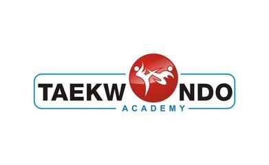 Taekwondo academy logo