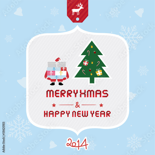 Christmas greeting card5