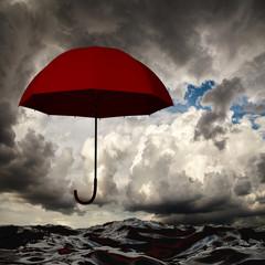 Umbrella 3d.