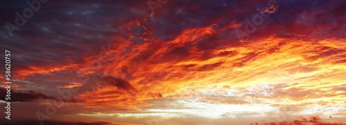 Bright sky - 58620757
