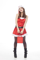 GPP0003960 Christmas girl