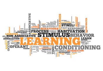 "Word Cloud ""Learning"""