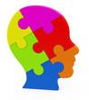 Das Kopf-Puzzle