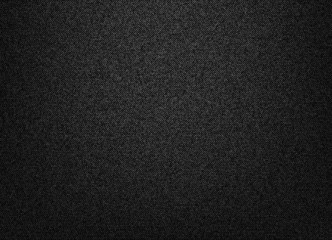 Black textile background