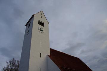 chiesa a hopfen am see (Fussen, Germania)