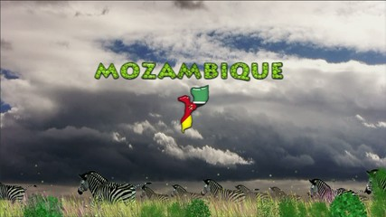 African background, Mozambique