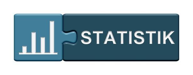 Puzzle-Button blau: Statistik
