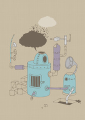 Strange Apparatus