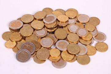 money - euromünzen
