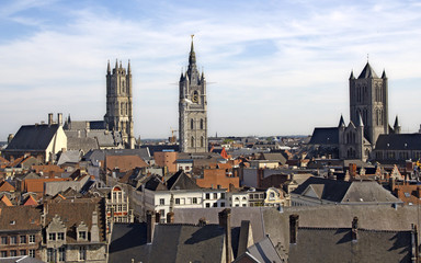 Churches of Ghent